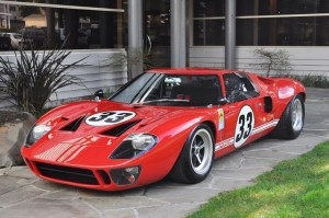GT40 P1033 restored