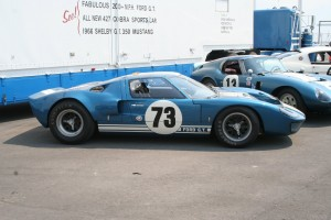 Ford GT40 chassis number GT 103