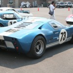 Ford GT40 chassis number GT 103 - 2 - GT40 Archives