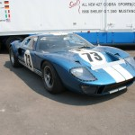 Ford GT40 chassis number GT 103 - 3 - GT40 Archives