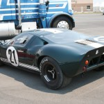 Green GT40 – unknown chassis number - 2 - GT40 Archives - GT40.net
