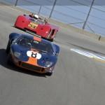 GT40 P/1051 on track - Rolex Monterey Motorsports Reunion 4 - GT40.net