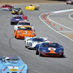 GT40 P/1051 on track - Rolex Monterey Motorsports Reunion 3 - GT40.net
